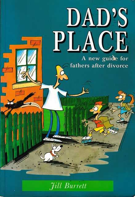 Image for Dad's Place: A New Guide for Fathers After Divorce