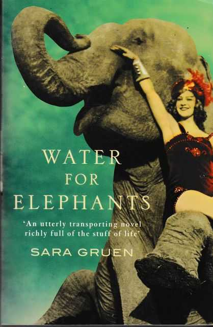 Image for Water For Elephants