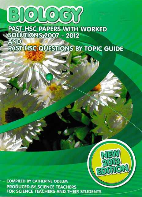 Image for Mathematics Past HSC Papers with Worked Solutions 2001-2012