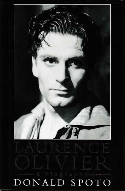 Image for Laurence Olivier: A Biography
