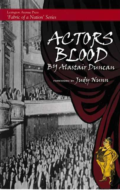 Image for Actor's Blood
