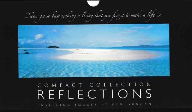 Image for Reflections : Compact Collection: Inspiring Australian Images