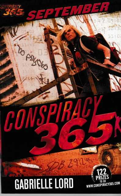 Image for Conspiracy 365: Book Nine: September