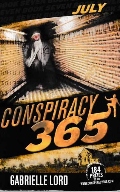 Image for Conspiracy 365: Book Seven: July