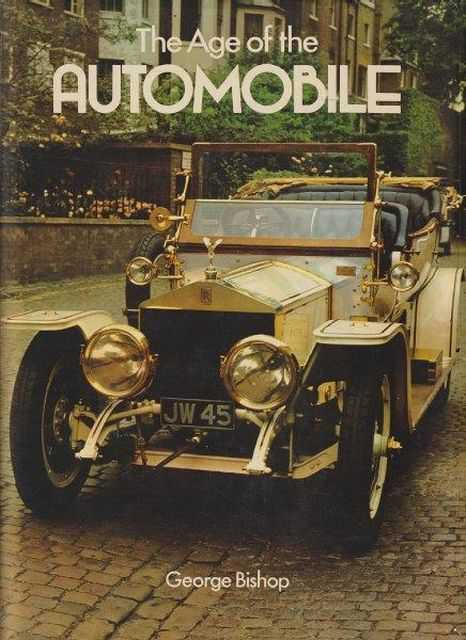 Image for The Age Of The Automobile