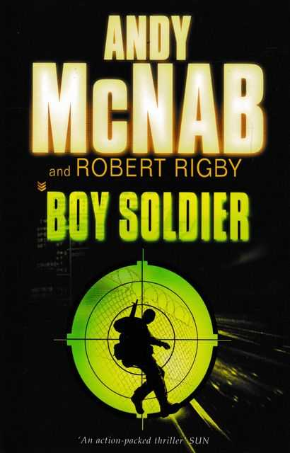 Image for Boy Soldier