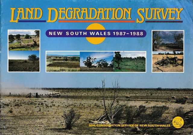 Image for Land Degradation Survey: New South Wales 1987-1988