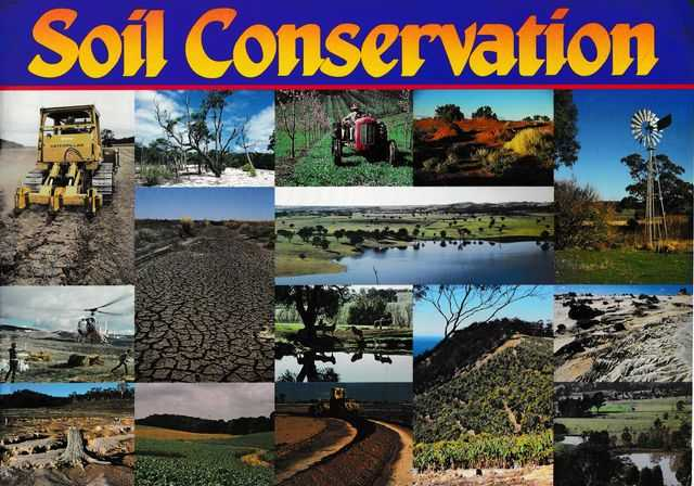 Image for Soil Conservation