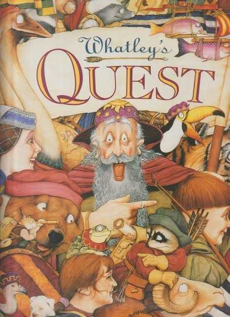 Image for Whatley's Quest
