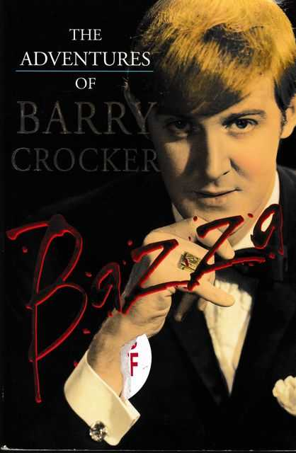 Image for Bazza: The Adventures of Barry Crocker