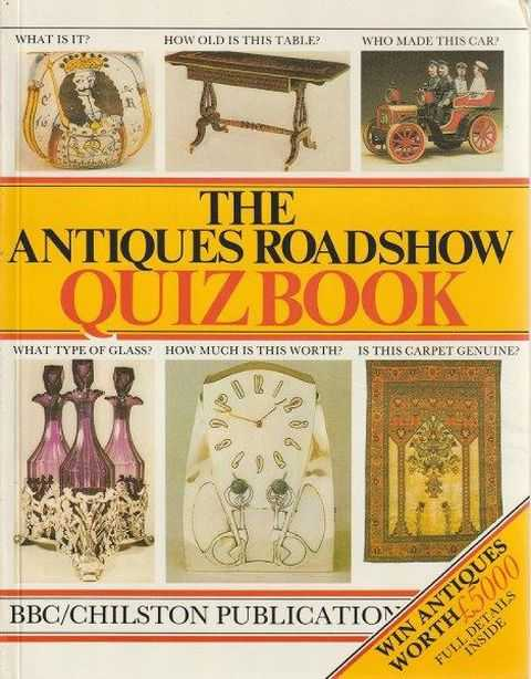 Image for The Antiques Roadshow Quiz Book