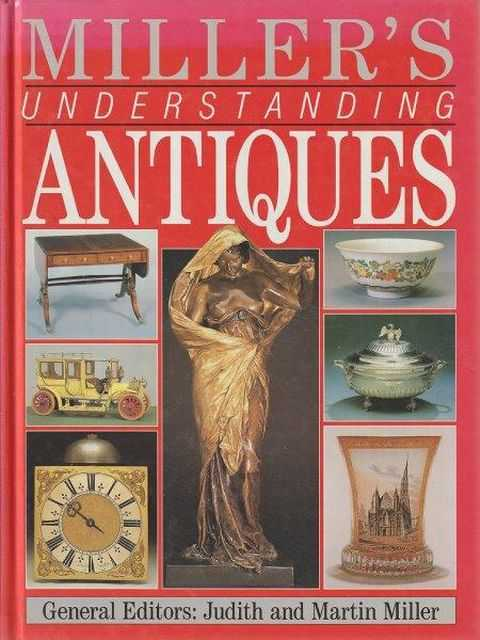 Image for Miller's Understanding Antiques