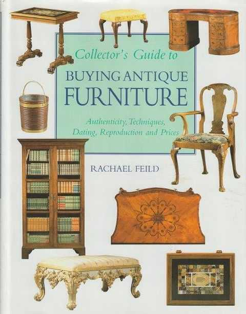 Image for Collector's Guide To Buying Antique Furniture - Authenticity, Techniques, Dating, Reproduction and Prices