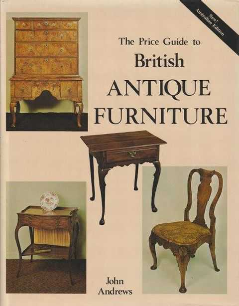 Image for The Price Guide To British Antique Furniture - Australian Edition