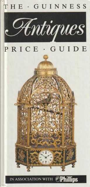 Image for The Guinness Antiques Price Guide