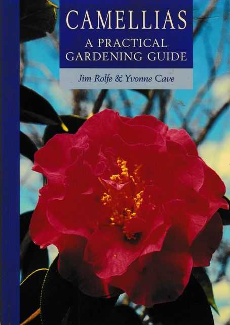 Image for Camellias: A Practical Gardening Guide