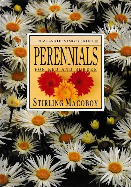 Image for Perennials for Bed and Border [A-Z Gardening Series]