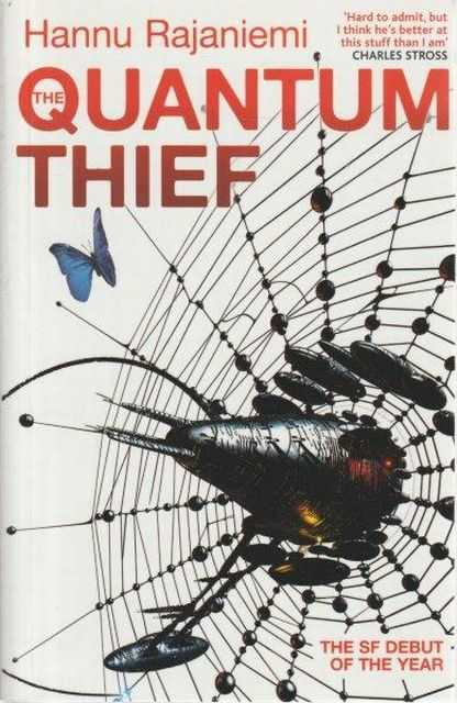 Image for The Quantum Thief