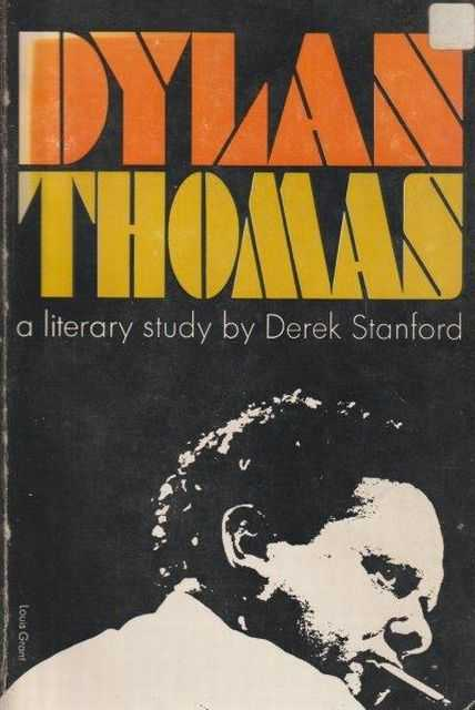 Image for Dylan Thomas - A Literary Study