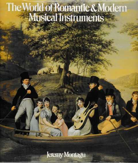 Image for The World of Romantic & Modern Musical Instruments