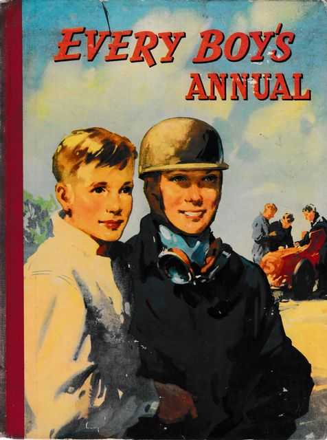 Image for Every Boy's Annual