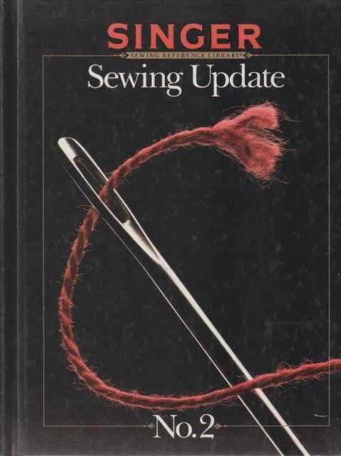 Image for Singer Sewing Update No 2
