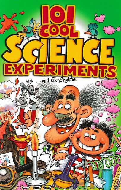 Image for 101 Cool Science Experiments