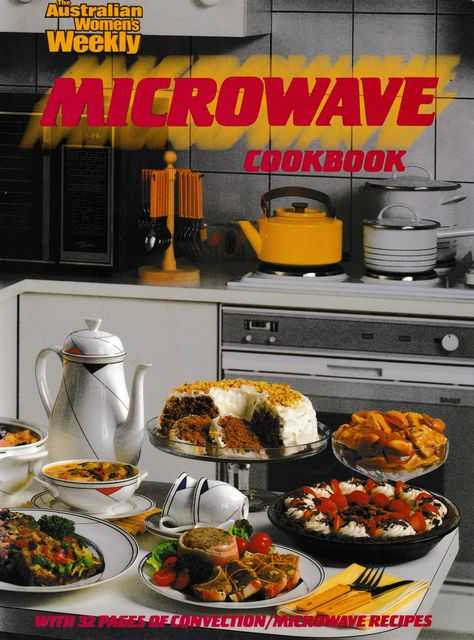 Image for Microwave Cookbook