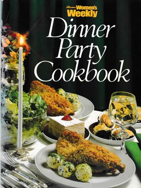 Image for Dinner Party Cookbook