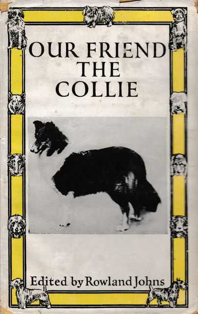 Image for Our Friend The Collie [Our Friend The Dog Series]