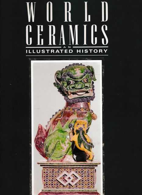 Image for World Ceramics: An Illustrated History