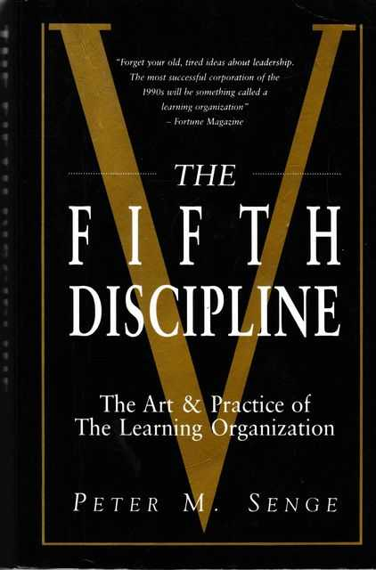 Image for The Fifth Discipline: The Art & Practice of The Learning Organization