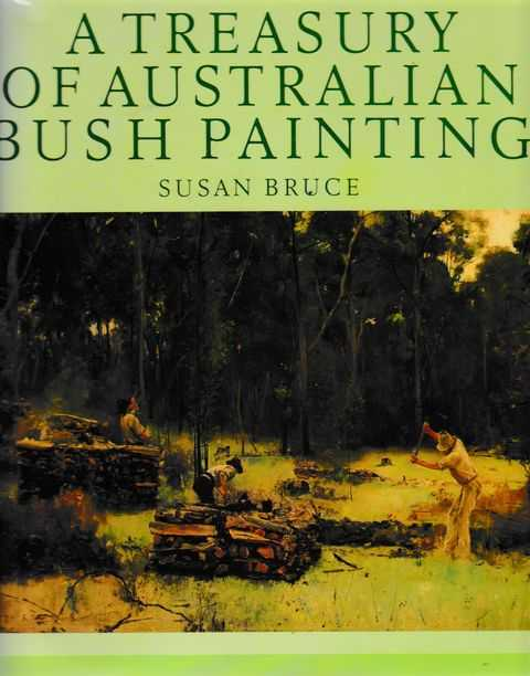 Image for A Treasury of Australian Bush Painting