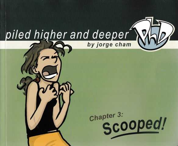 Image for Piled Higher and Deeper 3: Scooped!