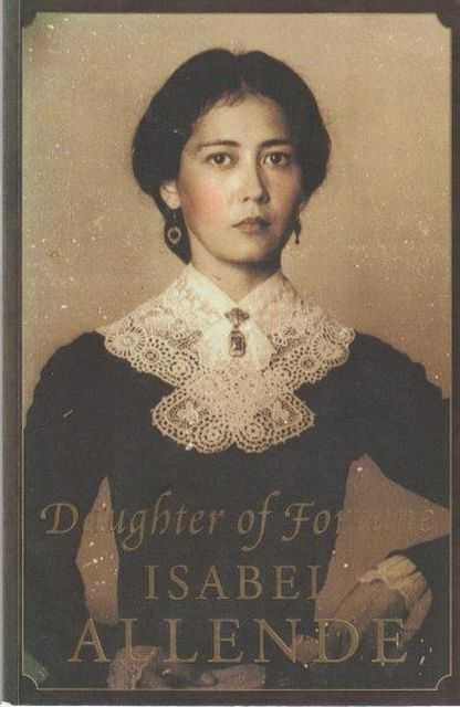 Image for Daughter Of Fortune