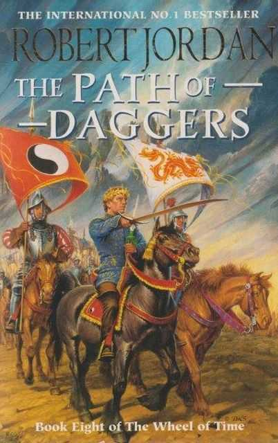 Image for The Path of Daggers [Book Eight of The Wheel of Time]