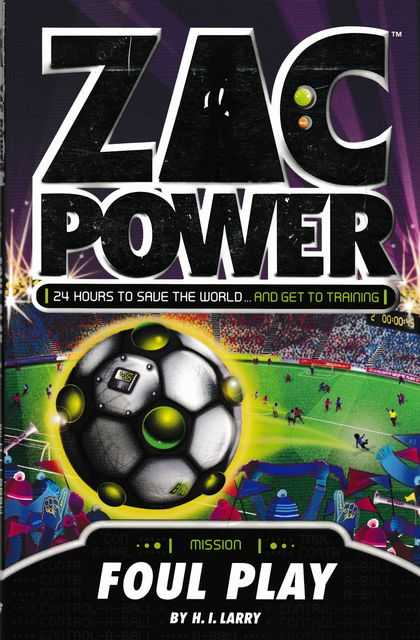 Image for Zac Power: Extreme Mission 1: Foul Play