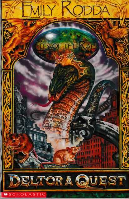 Image for City of the Rats [Deltora Quest]