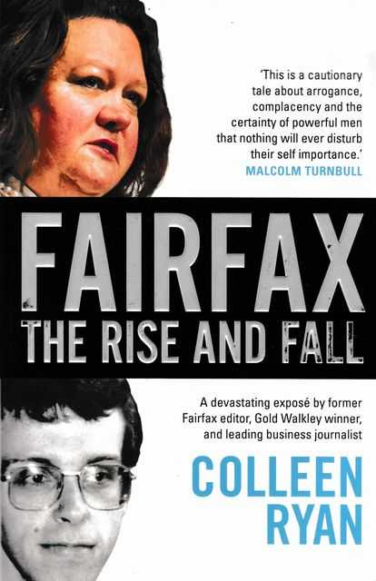 Image for Fairfax: The Rise and Fall