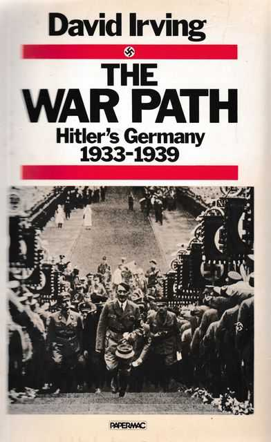 Image for The War Path: Hitler's Germany 1933-1939