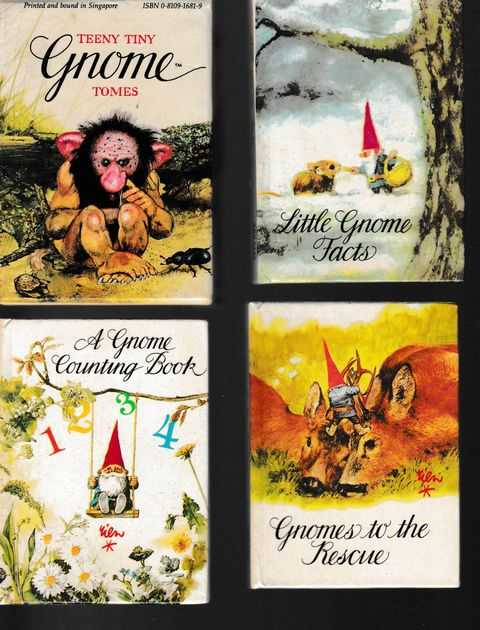 Image for Teeny Tiny Gnome Tomes - 3 Book Box Set