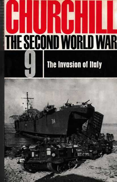 Image for The Second World War #9: The Invasion of Italy