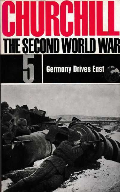 Image for The Second World War #5: Germany Drives East