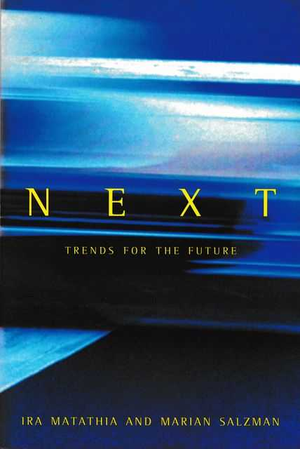 Image for Next: Trends for the Future