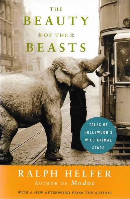 Image for The Beauty of the Beasts: Tale of Hollywood's Wild Animal Stars