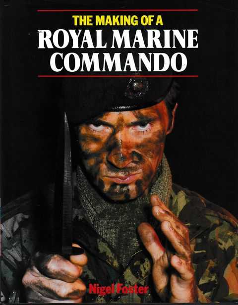 Image for The Making of a Royal Marine Commando