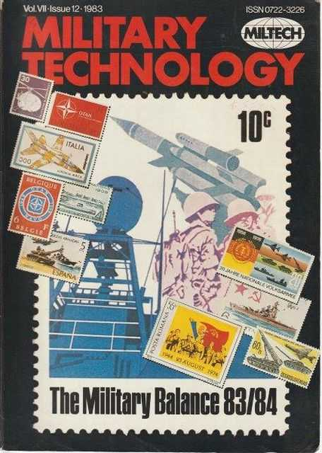 Image for Military Technology 12/83