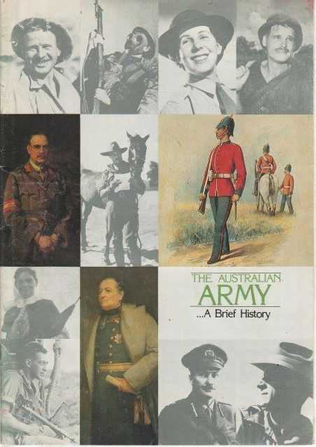 Image for The Australian Army - A Brief History