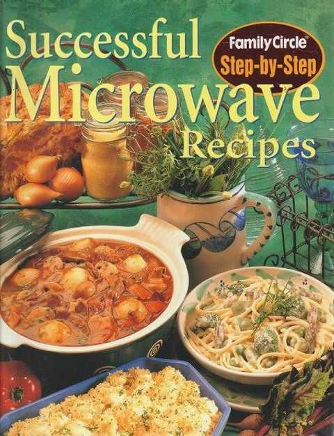 Image for Family Circle Step-By-Step: Successful Microwave Recipes