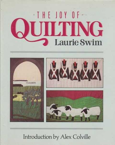 Image for The Joy Of Quilting